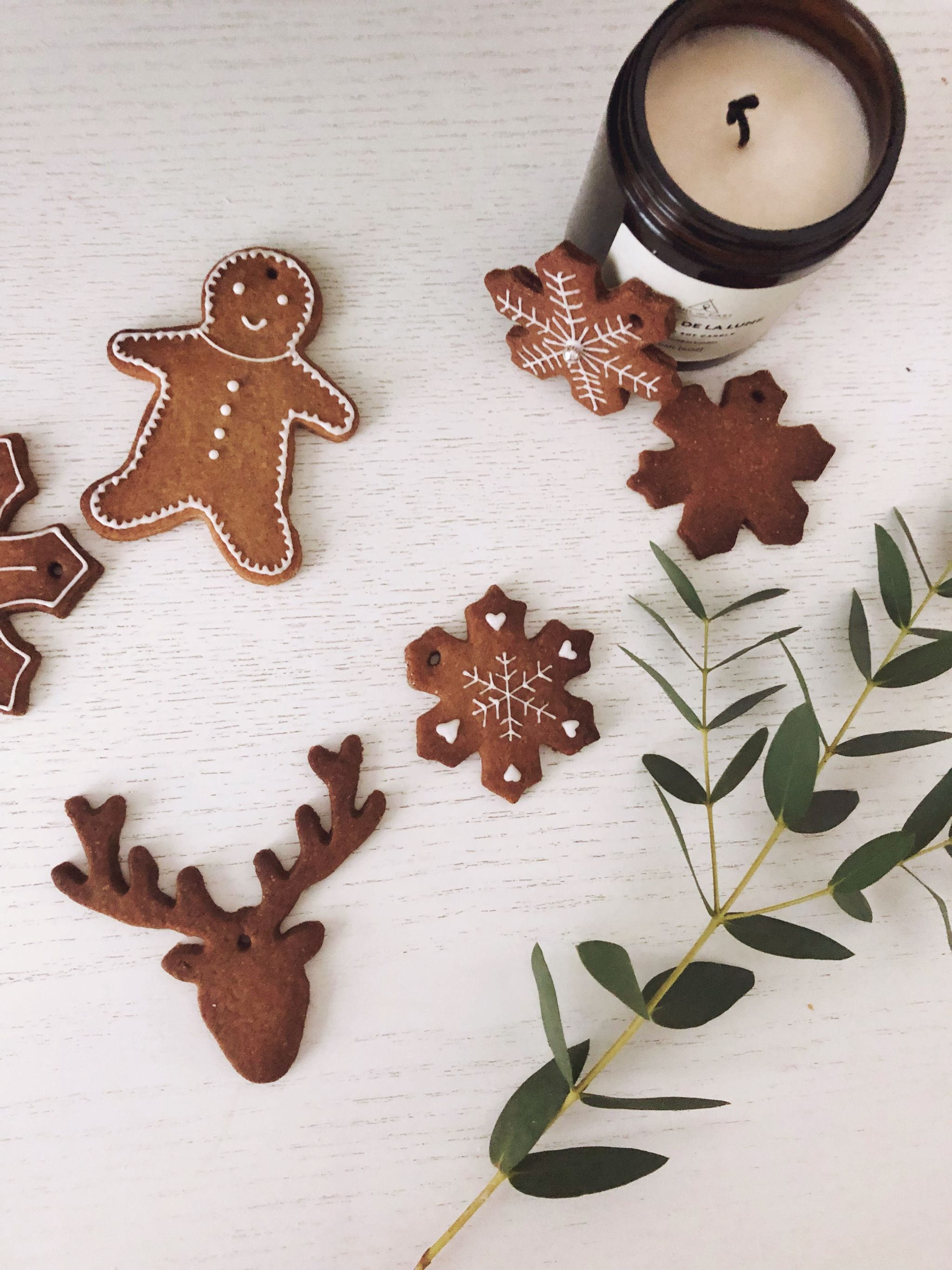 The Ultimate Christmas Ginger Biscuit Recipe Manon Lagreve