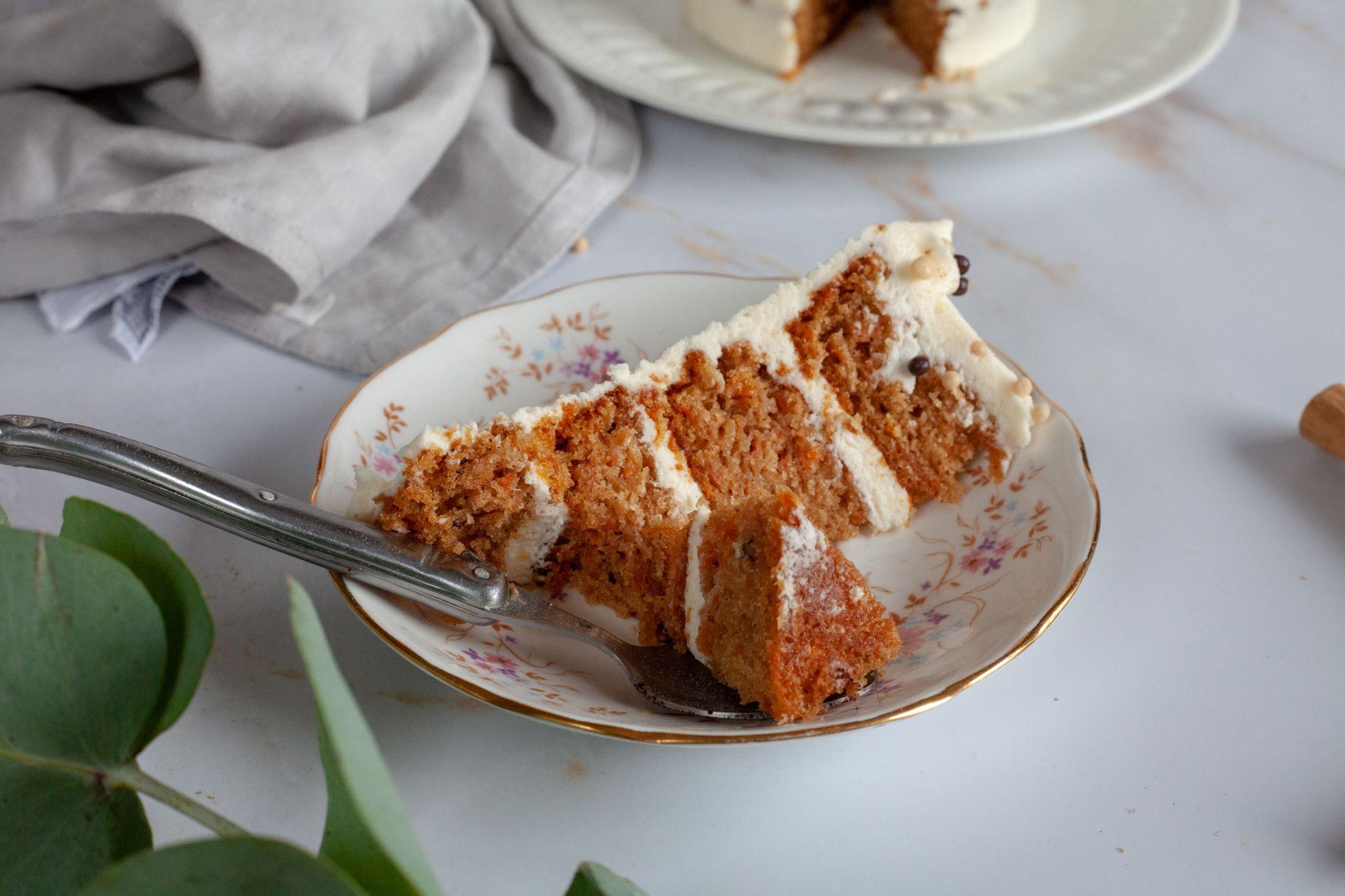 carrot cakre recipe