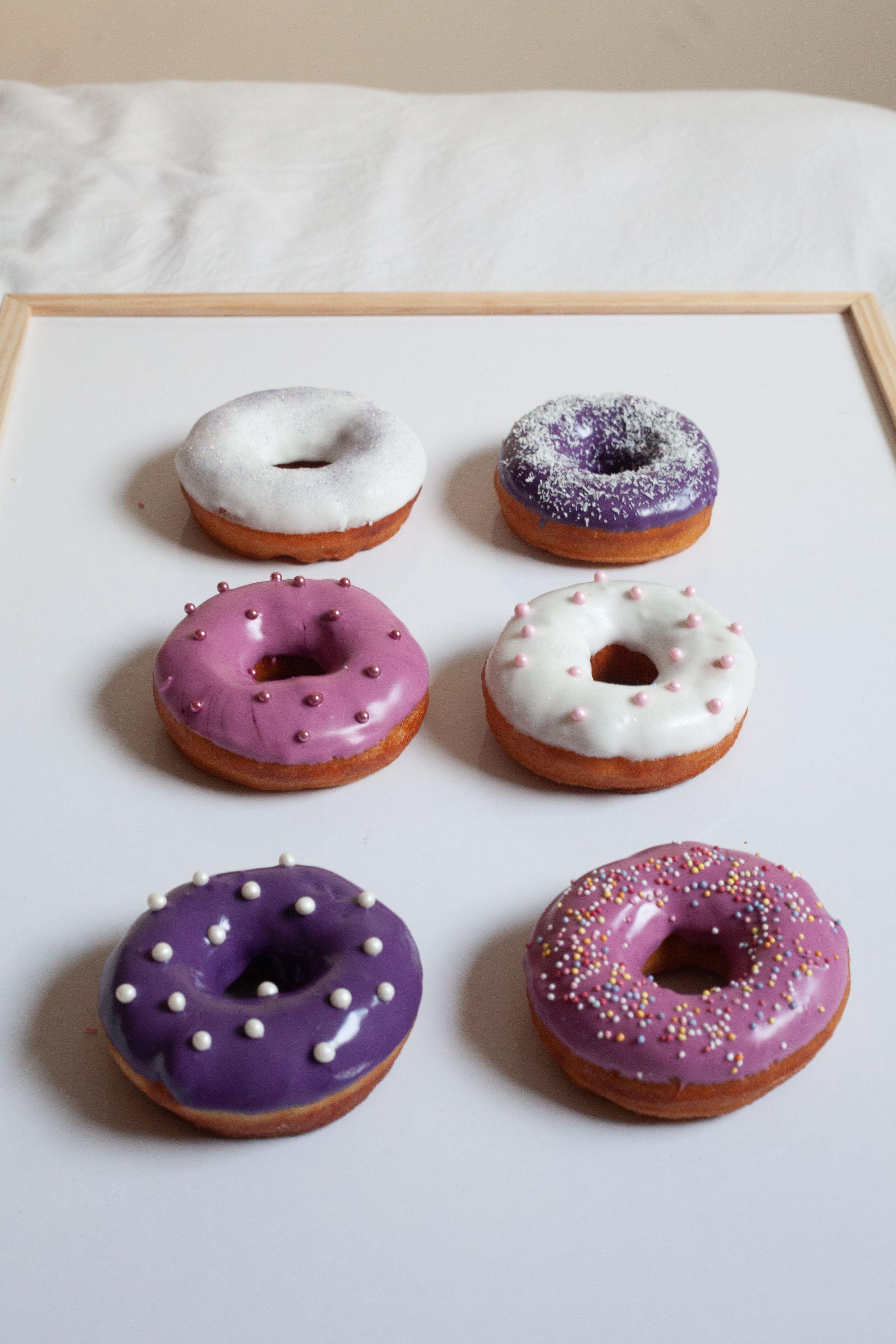 easiest doughnuts